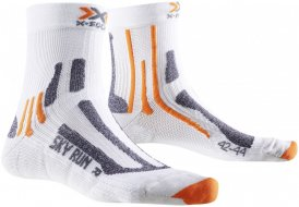X-SOCKS RUN SKY RUN V2.0 white - X020433-W000