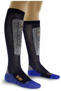 X-SOCKS SKI DISCOVERY Junior Kinder-Skisocke X020238-A094