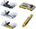 Topeak Mini 9 Pro - Mini Tool - Silber TT2551S