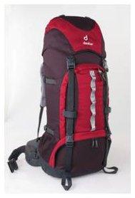 Deuter Damen Denali 55 + 10 SL Trekkingrucksack (Volumen 55+10 Liter / Gewicht 1,88kg)