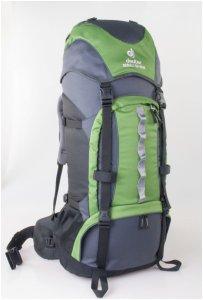 Deuter Damen Denali 55 + 10 SL Trekkingrucksack (Volumen 55+10 Liter / Gewicht 1,92kg)