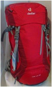 Deuter Herren Hike Air 32 Wanderrucksack (Volumen 32 Liter / Gewicht 1,6kg)