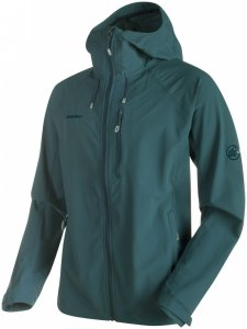 He. Runbold Trail SO Hooded Jacket L