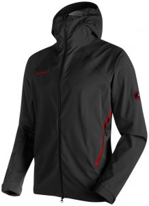 Mammut Herren Ultimate Alpine SO Softhelljacke mit Kapuze M