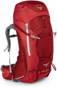 Osprey Damen Ariel AG 65 M Trekkingrucksack (Volumen 65 Liter / Gewicht 2,21kg) M