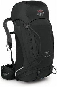 Osprey Herren Kestrel 48 S/M Wanderrucksack (Volumen 46 Liter / Gewicht 1,59kg) ~S/M~