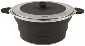 Outwell Collaps Pot with Lid 2,5L