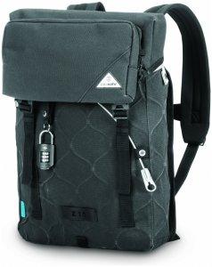Pacsafe Ultimatesafe Z15 Anti-Diebstahl Rucksack (15 Liter / 1,41kg / Gurtlänge 47-100cm / Maße 46 x 33 x 8cm)