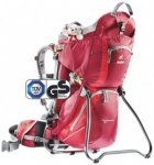 Deuter Kid Comfort II Kindertrage (Volumen 16 Liter / 3,25 kg) 0