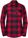 Jack Wolfskin Damen Holmstad Shirt XL