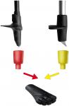 Leki Power Grip Pad Multi (Paar)