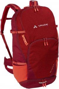 VauDe Bike Alpin 25+5 Fahrradrucksack (Volumen 25 + 5 Liter / Gewicht 1,1 kg)