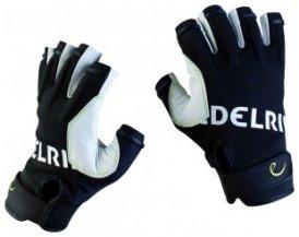 Edelrid Klettersteighandschuh Work Glove Open - 047 snow - XS