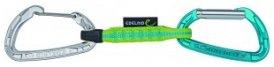 Edelrid Pure Slim Wire Kletter Express-Schlingen Set - 118 oasis/icemint - 10