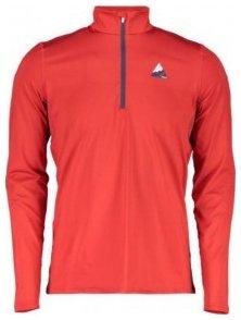 Maloja GlasgowM. Multisport Shirt - 8143 red poppy - L