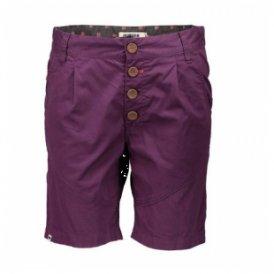 Maloja HahnenfußM. Shorts Damen - 0330 plum - L