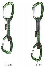 Mammut Crag Indicator Wire Express Set - 3240 Straight Gate/Wire Gate.g - 10