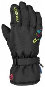 Reusch Letter R-TEX® XT Jr - 799 black / multicolour - 5,5