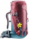 DEUTER Guide 30+ SL 5324 maron-arctic -