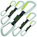 Edelrid Slash Wire Expresse Set im 5er Pack - 219 night/oasis - 10