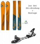 Fischer X-treme 82 17/18 Skitourenski mit Bindung