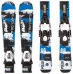 Tecno Pro Ski-Set Pulse Team 66 ET + Bindung + Montage - 901 SCHWARZ/BLAU - 100