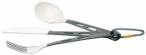 Edelrid Titan Besteck Triple - Titan Cutlery TRIPLE