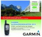 Garmin Alpenvereinskarten V3 - Rasterkarte auf microSD/SD