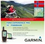 Garmin Topo Experience Pro 10 Finnmark - Norwegen - GPS Karte