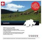 Garmin Topo Switzerland Pro - GPS Karte