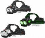 LED Lenser XEO 19R Bundle - Stirnlampe inkl. Zubehör