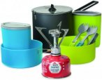 MSR PocketRocket Kocher-Set - Kocher + Topf + Geschirr (Mini Stove Set)