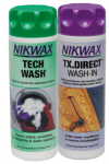 Nikwax - Tech Wash & TX Direct (2X 300ml)