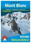 Rother Skitourenführer - Mont Blanc