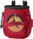 Red Chili - Giant Chalkbag Mountain Logo