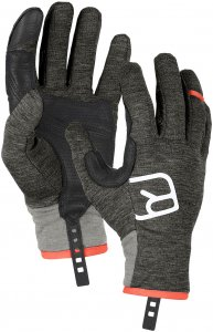 Ortovox Fleece Light Glove Handschuhe dark grey blend Gr. L
