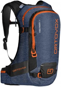 Ortovox Free Rider 24 Protektor Tourenrucksack night blue blend