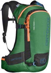 Ortovox Free Rider 26 L Protektor Tourenrucksack irish green