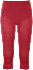 Ortovox Merino Competition Short Pants Woman hot coral Gr. XS