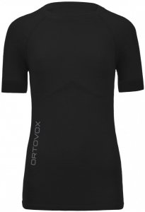Ortovox Merino Competition Short Sleeve Women black raven Gr. S