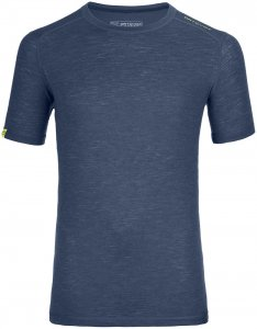 Ortovox Merino Ultra 105 Short Sleeve Men night blue Gr. S
