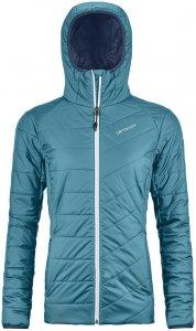 Ortovox SW Jacket Piz Bernina Woman aqua Gr. M