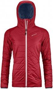Ortovox SW Jacket Piz Bernina Woman hot coral Gr. L