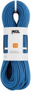 Petzl 9,8 mm Contact Kletterseil blau 60m
