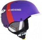 Cébé Contest Visor Pro Skihelm purple Gr. XS (52-55 cm)