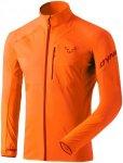Dynafit Alpine Wind M Herren Jacke fluo orange Gr. 52/XL