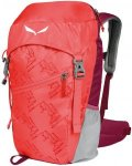 Salewa Maxitrek 20 BP Kinderrucksack hot coral