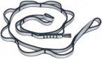 Singing Rock polyamid Safety Chain Materialschlinge schwarz/weiß 120 cm