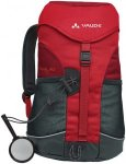 Vaude Puck 10 Kinderrucksack salsa/red