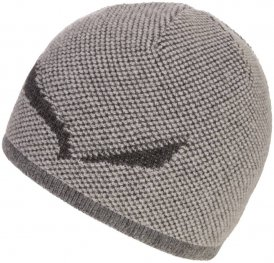 Salewa Ortles Wool Beanie Wollmütze grey